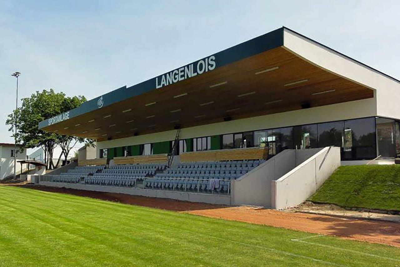 Referenzbild Sportanlage Langenlois
